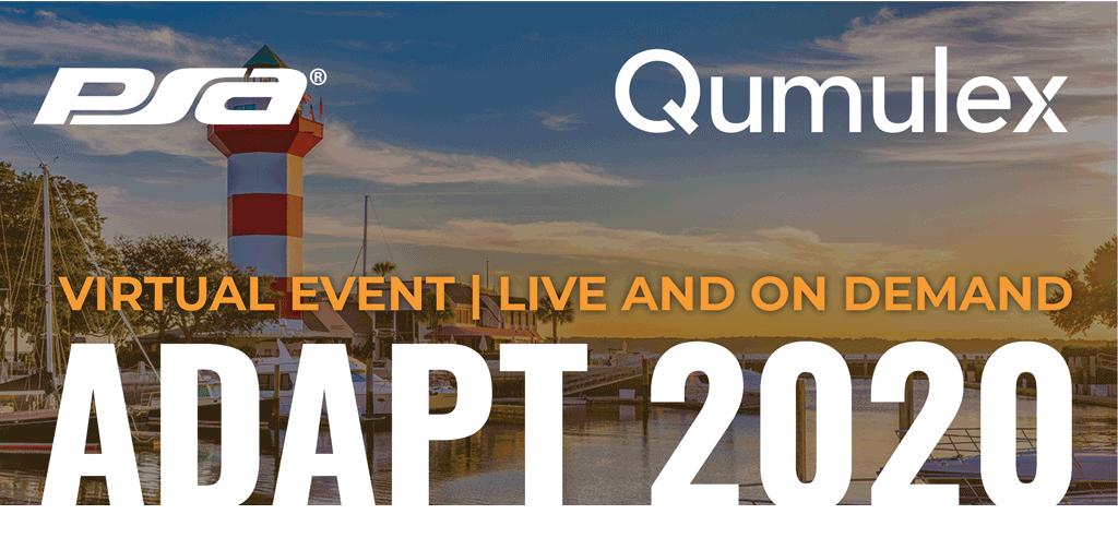 Adapt-2020-header-Qumulex-psa-logo