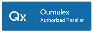 Qumulex Authorized Reseller badge